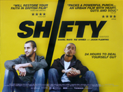 SHIFTY film quad poster
