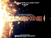 Sunshine movie quad poster