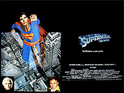 Superman the movie quad poster