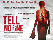 Tell No One movie quad poster