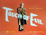Touch Of Evil movie quad poster