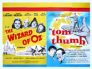 The Wizard Of Oz movie quad poster