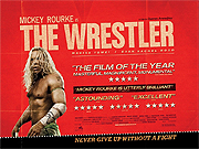 The Wrestler movie quad poster